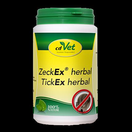 cdVet Zeck Ex herbal Pulver