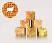 Graf Barf Blättermagen und Labmagen vom Lamm - hochwertige Rohfutterwürfel für Hunde bestellen!