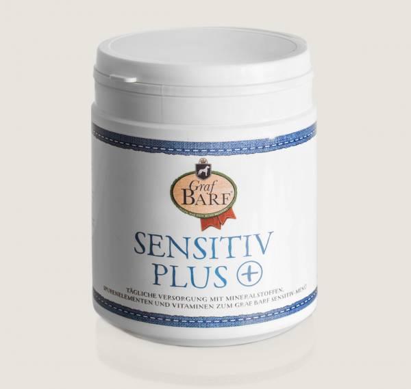 Graf Barf Sensitiv Plus+ - für die tägliche Versorgung Ihres Hundes mit Mineralstoffen, Spurenelementen und Vitaminen